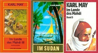 A Szudánban regény külföldi megjelenések