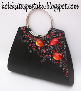 Handmade Tas Pesta Indonesia Clutch Bag Mewah