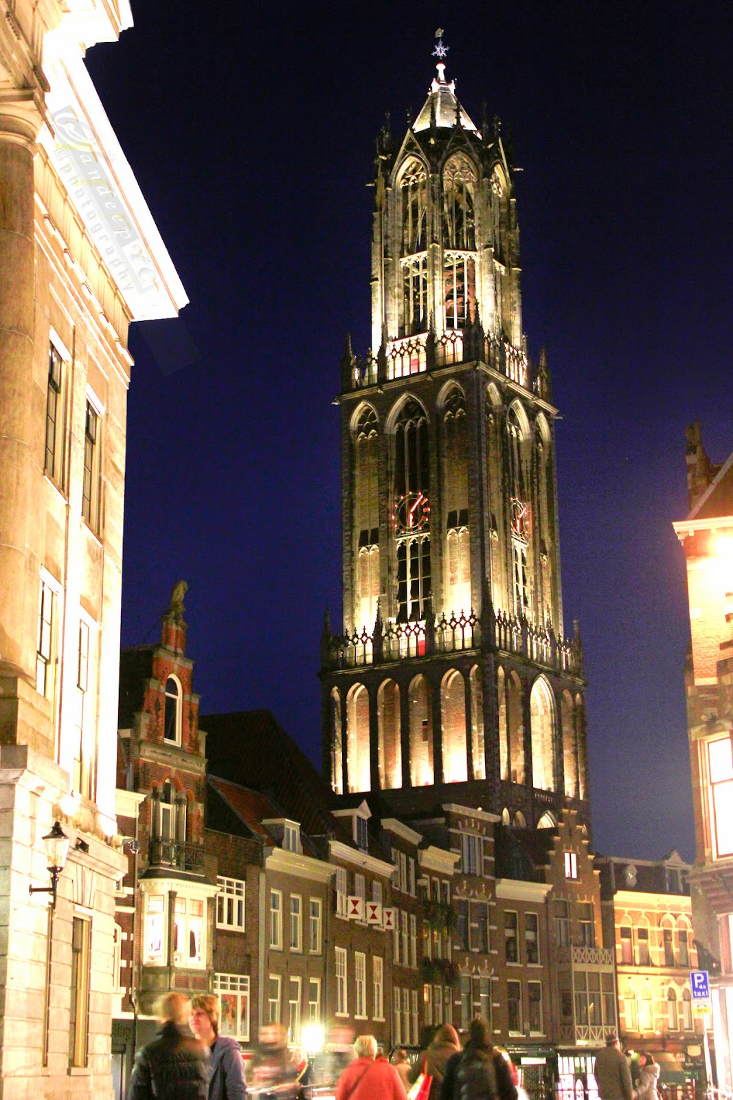 Dom Tower - The Symbol of Utrecht