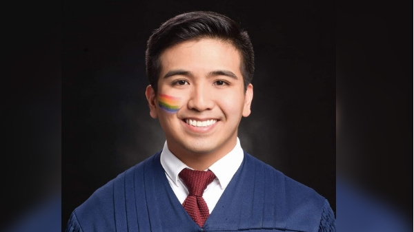 "LGBT Bar topnotcher: ""I promised myself that I would push it to the very limit"""