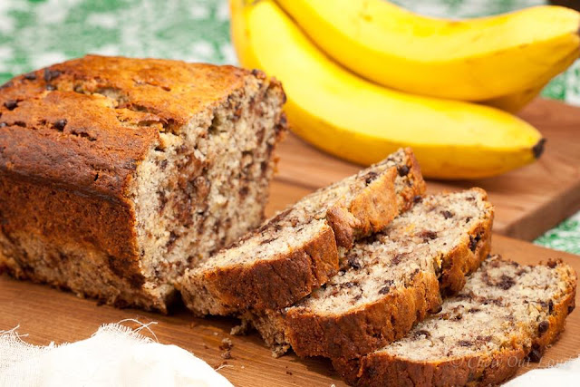 Healthy 5-Ingredient Flour-less Banana Bread
