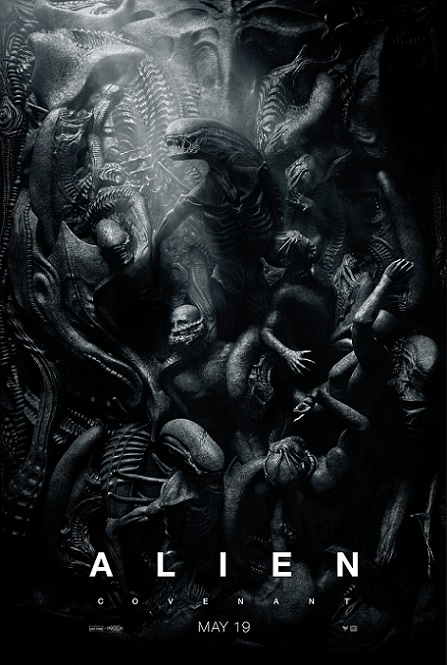 Alien: Covenant (2017) 720p y 1080p HDRip mkv AC3 5.1 ch subs español