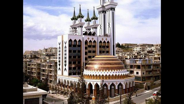 Subhanallah,  Inilah Wajah Aleppo yang Begitu Indah, Sebelum Hancur Lebur