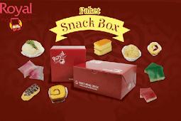 Cari Harga Snack Box yang Tidak Menguras Kantong, Cobalah Royal Snack Box