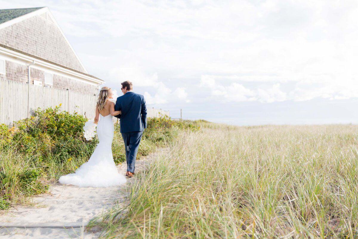 Wychmere Beach Club Wedding