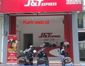 Alamat Agen J&T Express Di Probolinggo