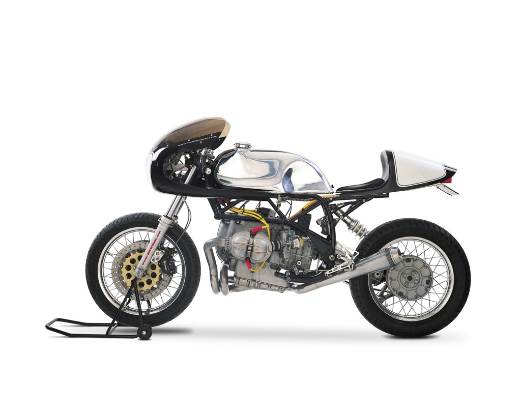 team incomplete bmw boxer ~ return of the cafe racers