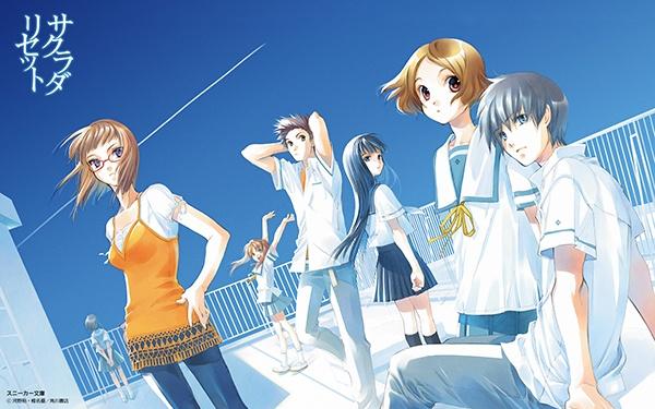 Sakurada Reset Anime