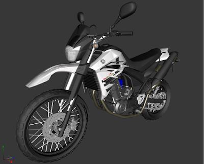 GTA SA - XT 660R 2015