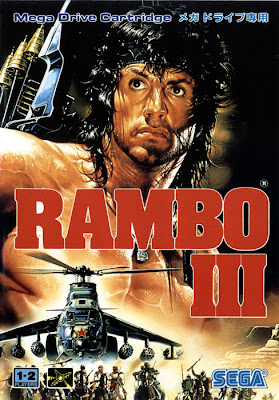 Rambo 3+Arcade+Game+portable+art+flyer