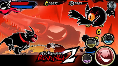 Download Game android Stickman Revenge 2 APK Free