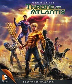 Watch Justice League: Throne of Atlantis Online Free in HD