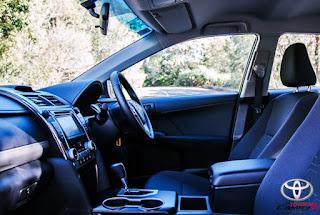 2015 Toyota Camry RZ Review Australia Interior and Exterior