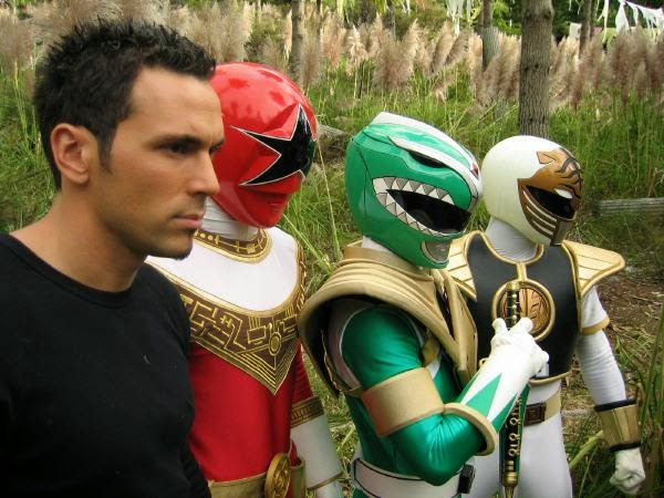 power rangers jason frank
