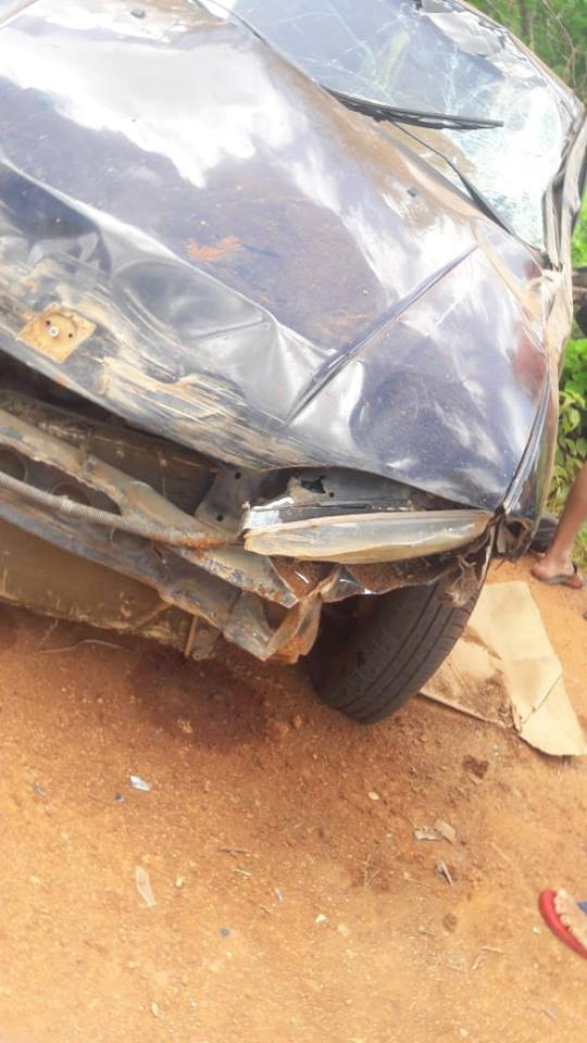 Mucambo-CE: Acidente com vítima fatal é registrado entre as comunidades de Morrinhos e Cinco Caminhos.