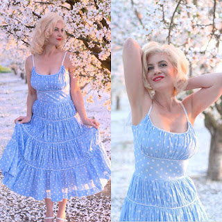 http://www.morningstarpinup.com/store/p15/Pinup-Marilyn_Monroe_Style_Polka_dot_Dress-_Blue_Full_Gathered_Tierd_Skirt-Custom_Made.html