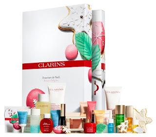 Clarins Advent Calendar 2016