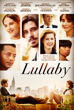 Lullaby Movie Film 2014 - Sinopsis (Garrett Hedlund, Amy Adams)