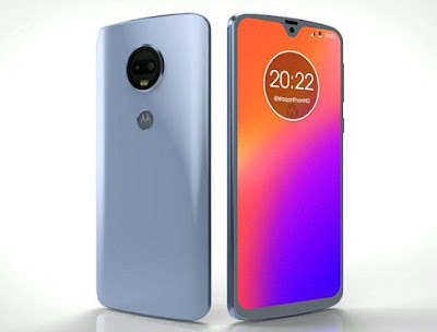 Motorola Moto G7 Plus - New smartphone 2019
