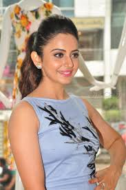 Rakul Is Busy Shooting For Her Hindi Film