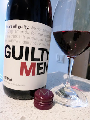 Malivoire Guilty Men Red 2016 (87 pts)