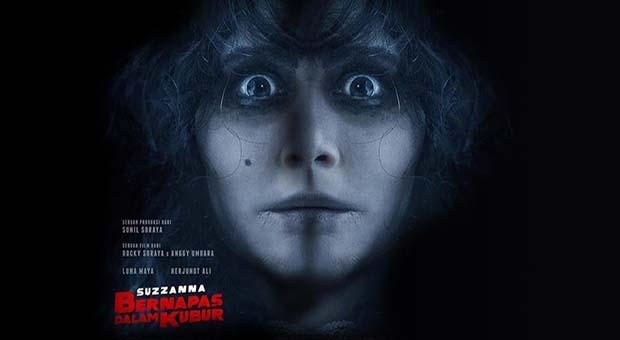 Penakut jangan Nonton Film 'Suzzanna Bernafas dalam Kubur'