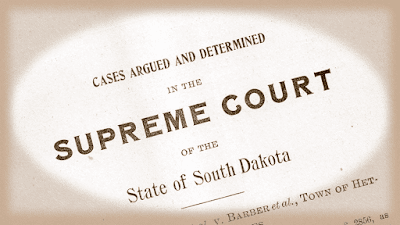 Cases argued and Determined in the Supreme Court of the State of South Dakota