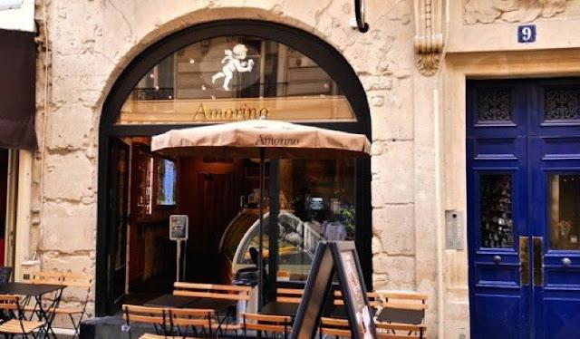 review, Honeymoon, france, Paris, รีวิว, ฝรั่งเศส, ฮันนีมูน,ร้านอาหาร, ไอติม, Amorino