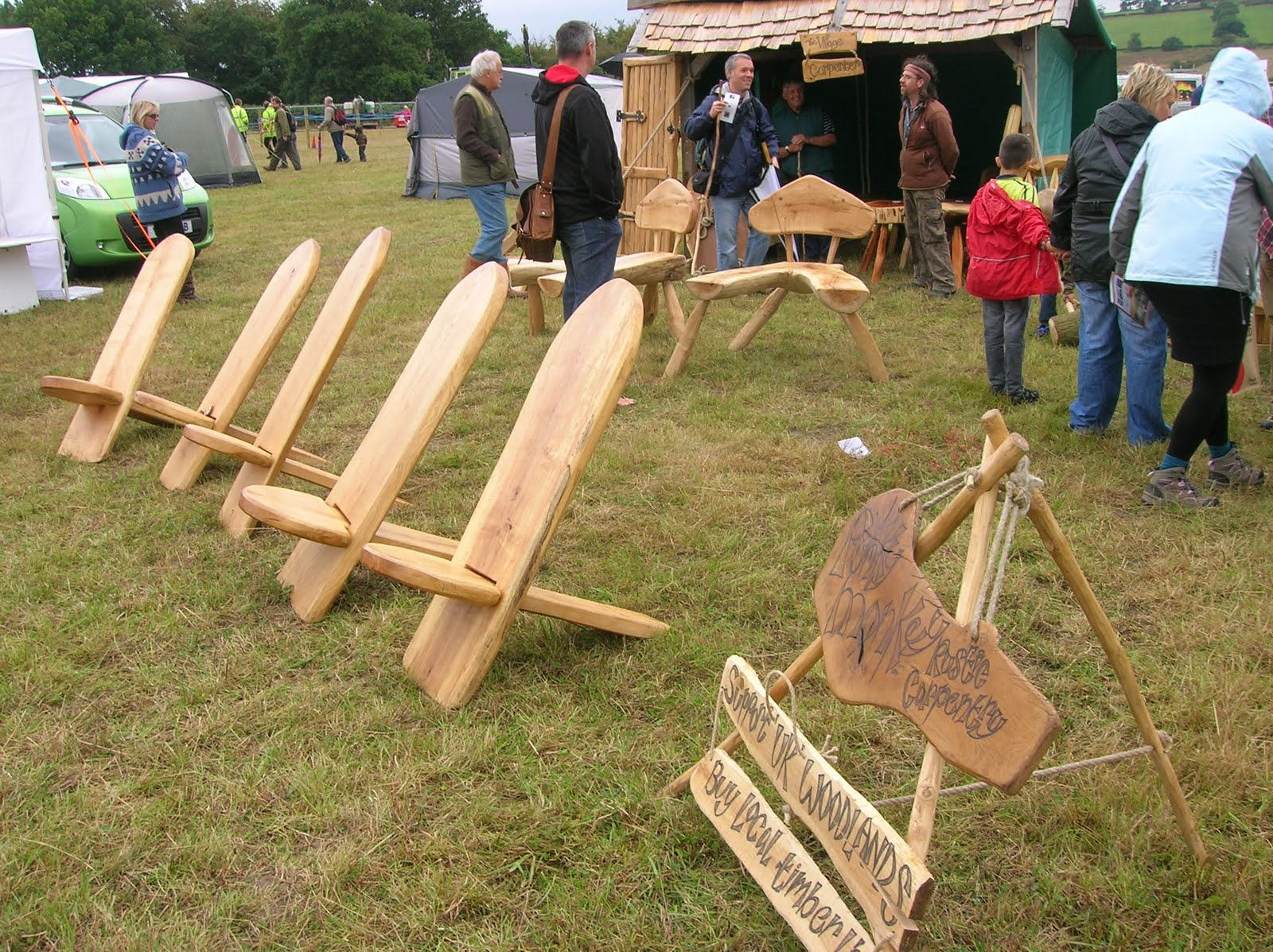 wood crafts the national forest wood fair shpangle jewellery blog