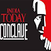 Amitabh Bachchan and Shah Rukh Khan in conversation at the 16th Edition of India Today Conclave