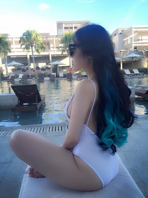 Hot Girl Ni Sữa - Hoàng Anh 13