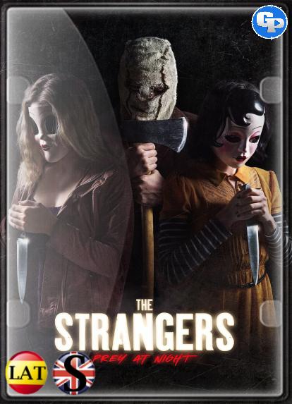 Los Extraños: Cacería Nocturna (2018) HD 720P LATINO/INGLES