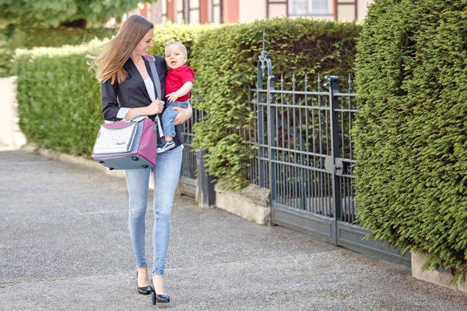 Sorteo: Bolso para carrito de babymoov