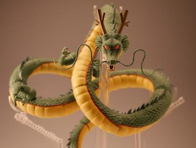 "S.H.Figuarts de Shenron de ""Dragon Ball"" - Tamashii Nations"