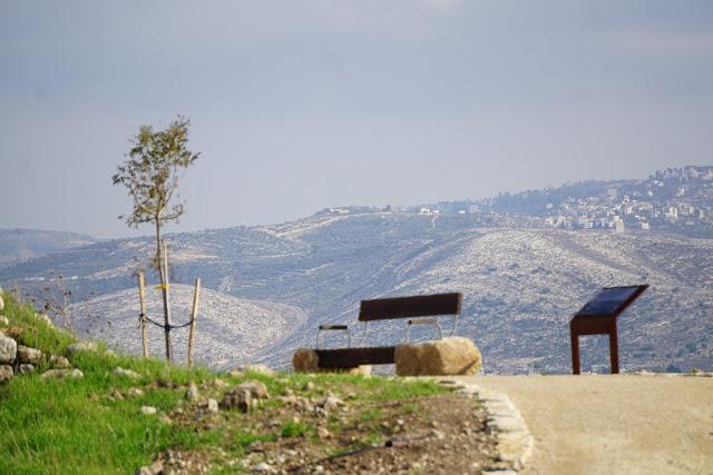 שיפולי הרי יהודה -גבעת תיתורה