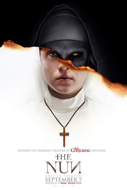 The Nun 2018 movie poster
