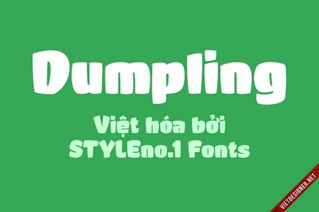 [Rounded Brush] Dumpling Việt hóa