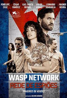 Wasp Network: Rede de Espiões - HDRip Dual Áudio