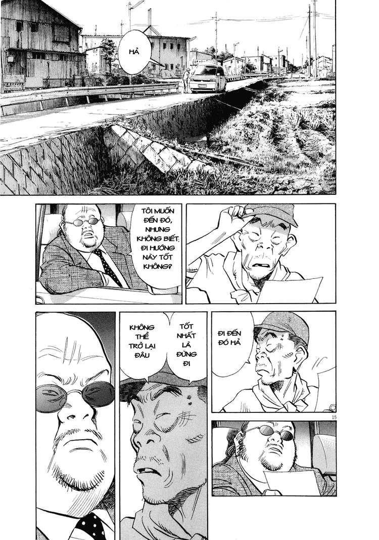 20th Century Boys chapter 216 trang 29