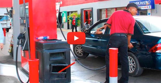 La Mafia de la Gasolina en Venezuela  - Un video los deja en evidencia