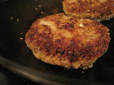 Recipes Re Mixed Refried Bean Cakes