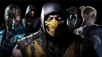 Mortal Kombat X Apk Mod Soul/Coins