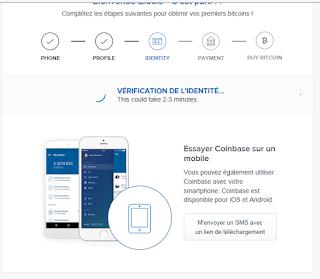 coinbase bitcoin francais