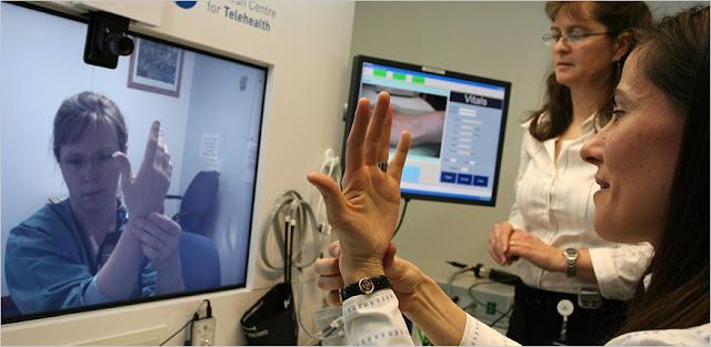 IT tools and nursing profession