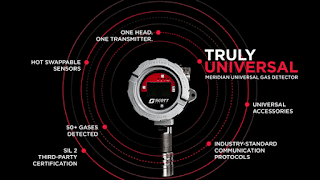 Universal Gas Detection