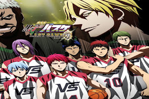 Kuroko No Basket : Last game - Pelicula - Avi - Mp4 - HD - Mega - Openload