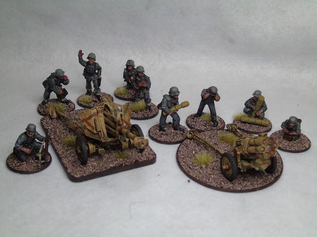 nebelwurfer warlord games german