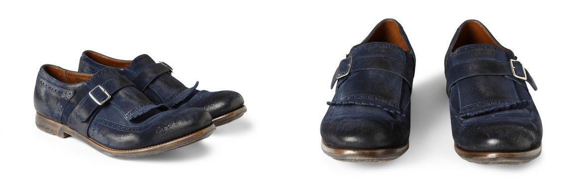 monkstrap churchs