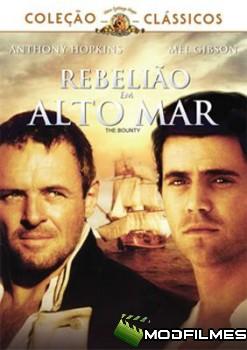 Capa do Filme Rebelião Em Alto Mar