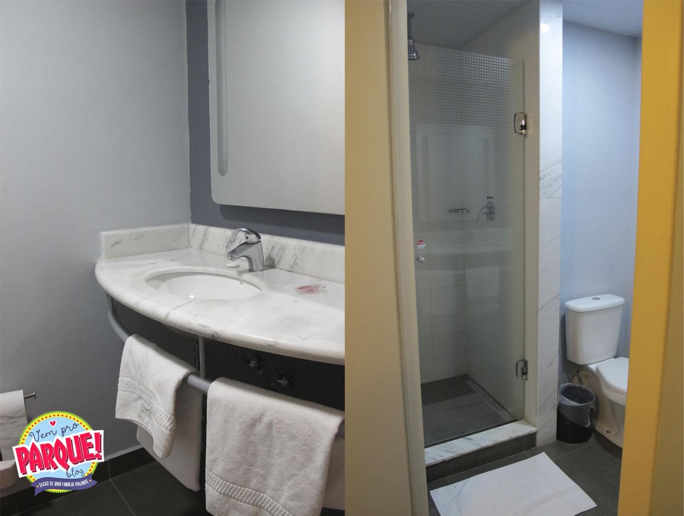 acomodações hotel Ibis Uberaba